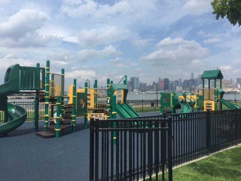 Hoboken NJ playground - Lisa Ferland