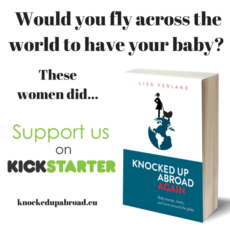 Knocked Up Abroad Again Kickstarter