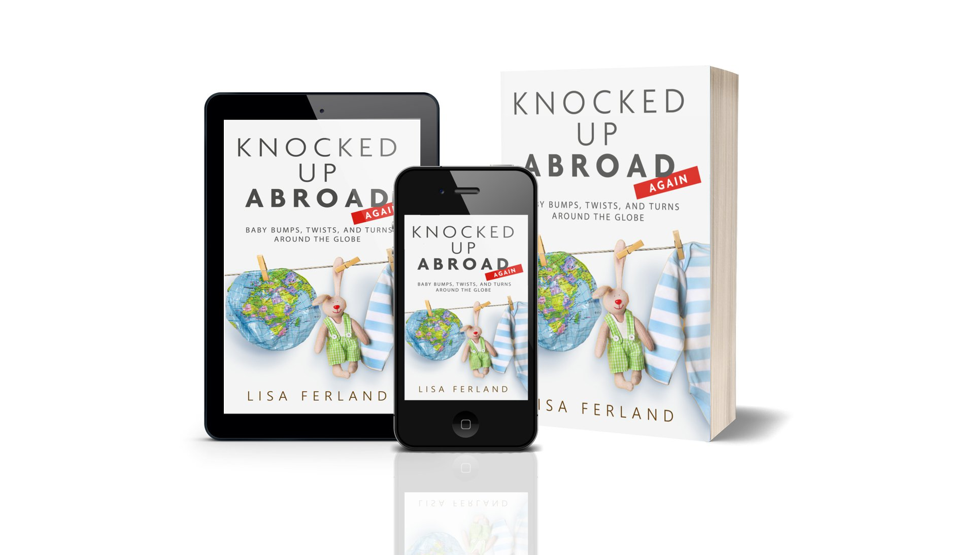 knocked up abroad again covers