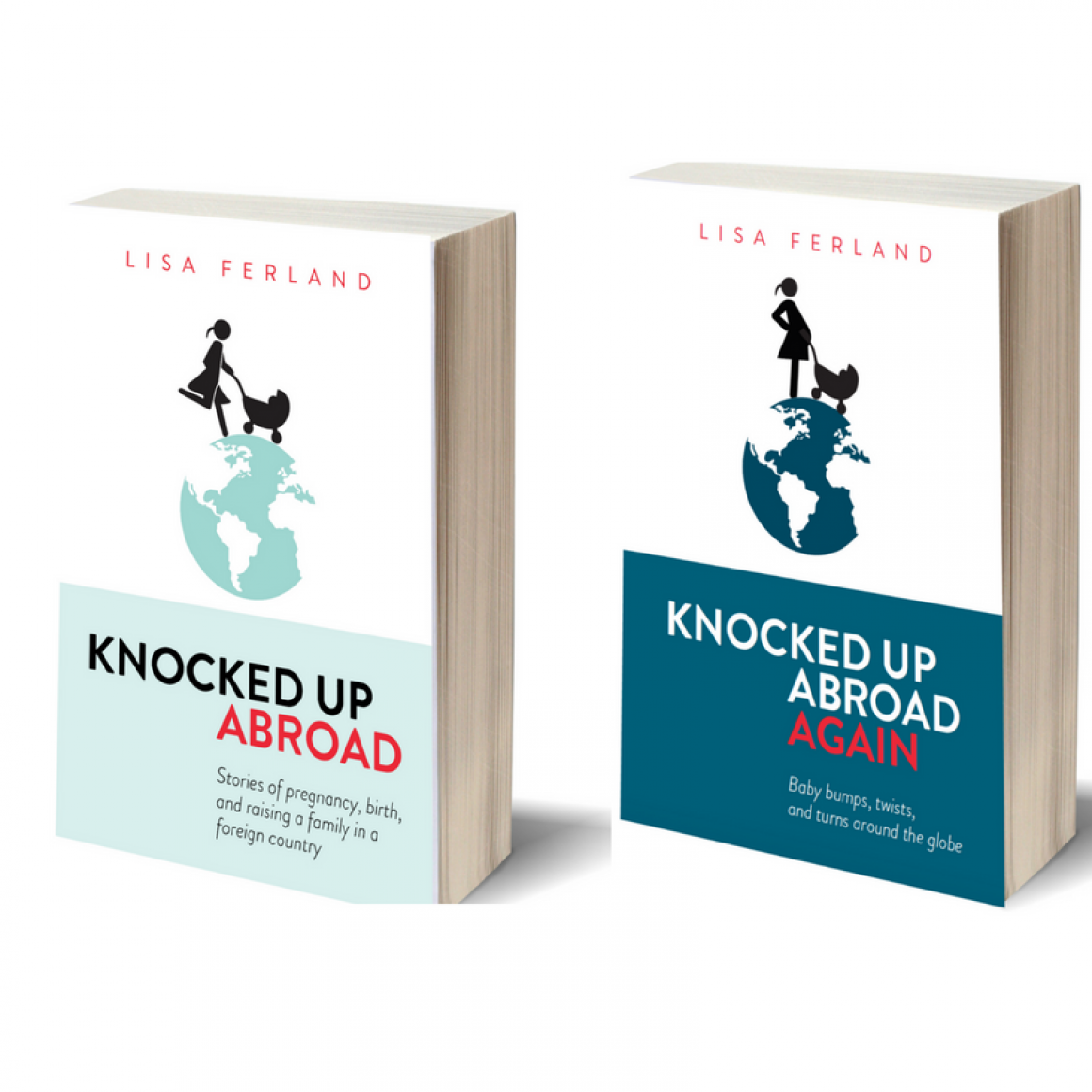 Knocked Up Abroad Series