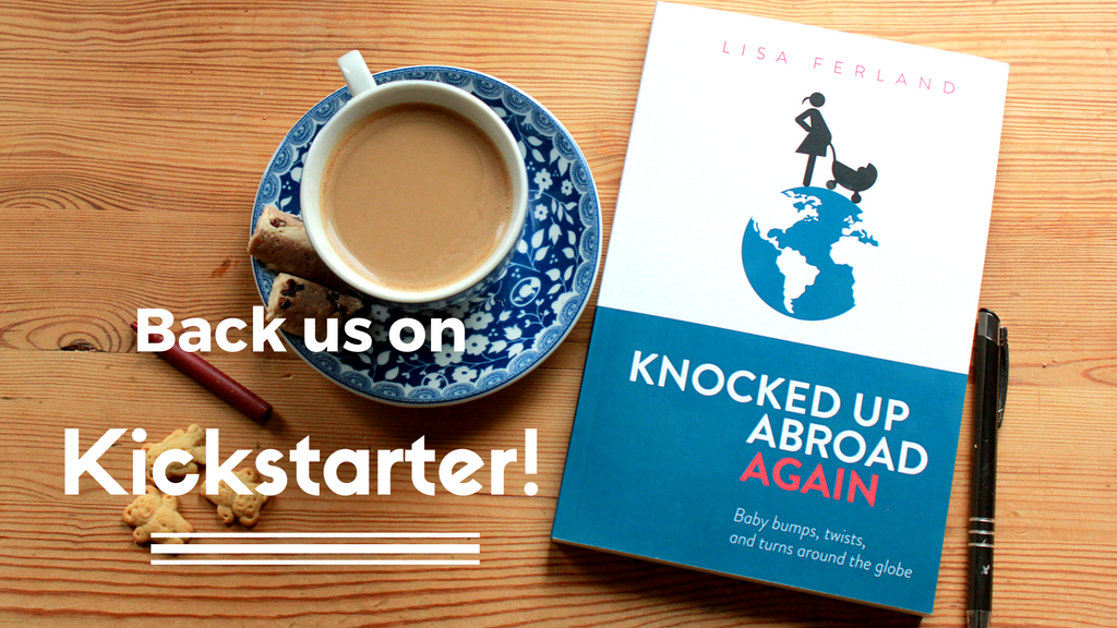 Back Knocked Up Abroad Again on Kickstarter