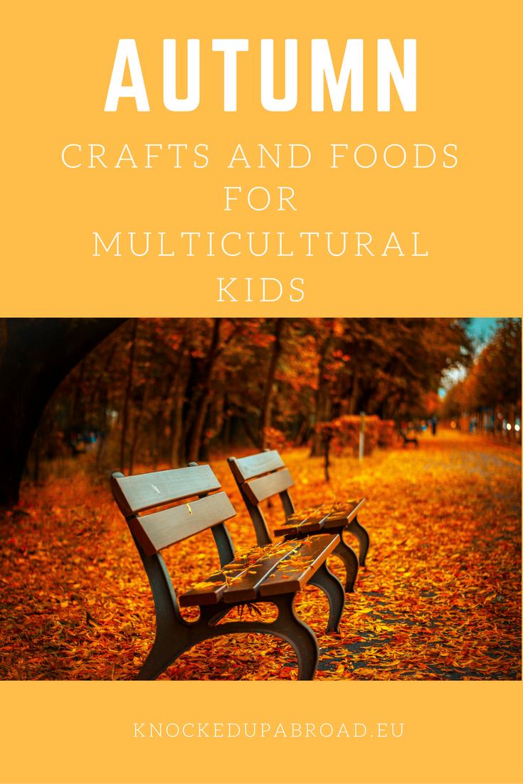 Autumn Crafts and Foods for Multicultural Kids