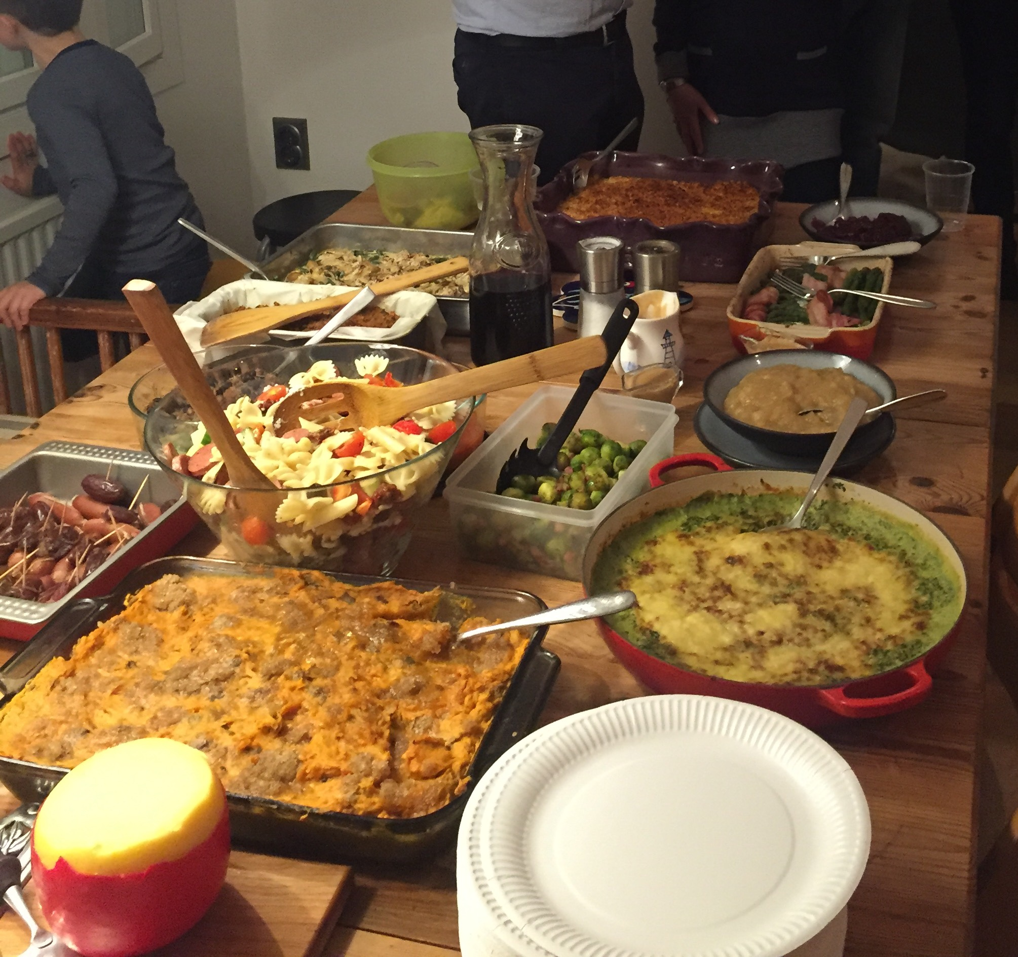 Another Thanksgiving Abroad | Knocked Up Abroad