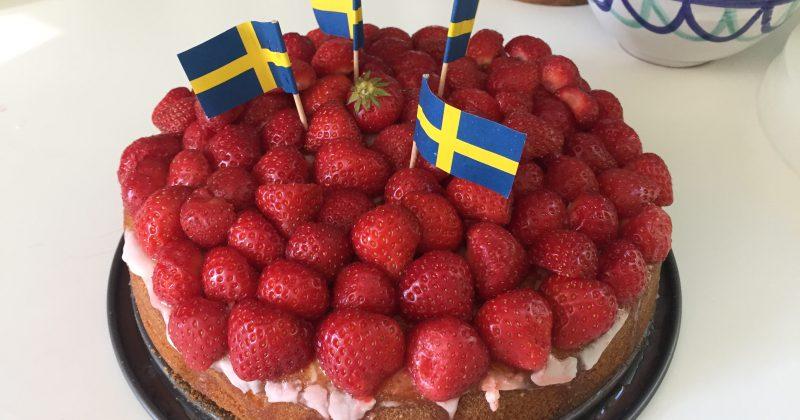 Celebrating A Lagom Swedish National Day