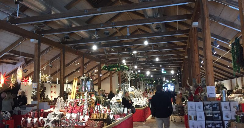 My Review of Steninge Slott's Christmas Market