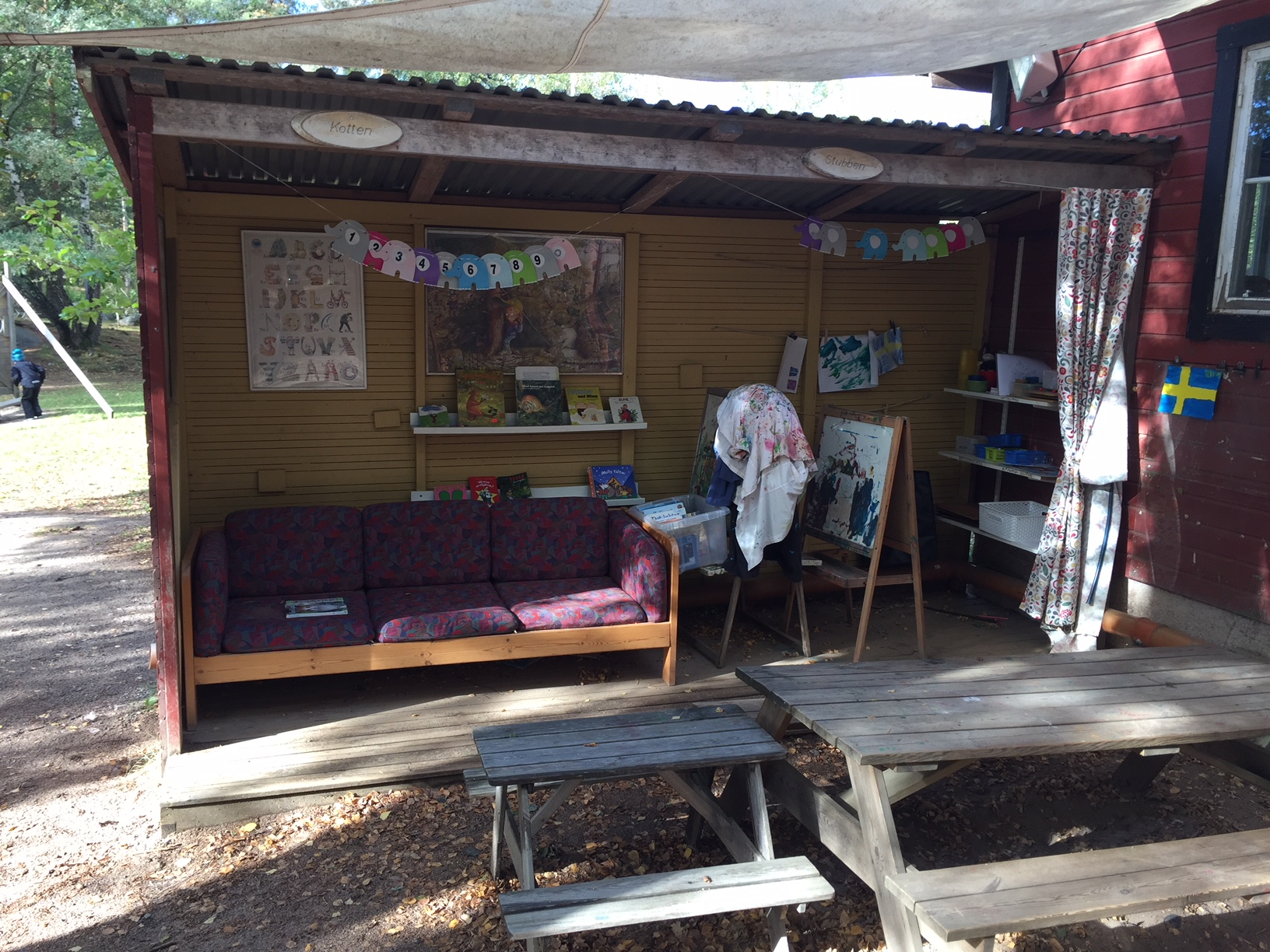 A Visit to a Swedish Outdoor Preschool - Knocked Up Abroad