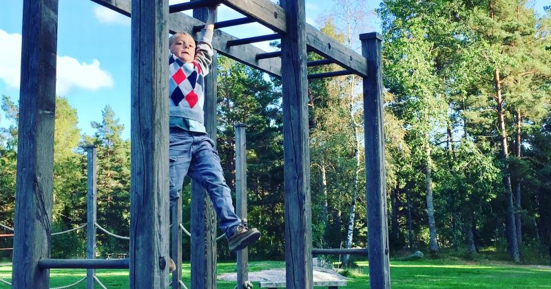 Swedish First Grade—Room to Grow