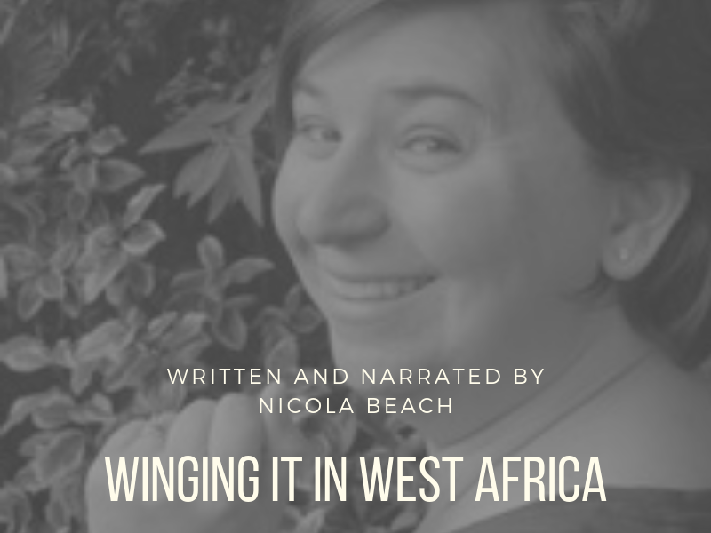 Written and Narrated by Nicola Beach